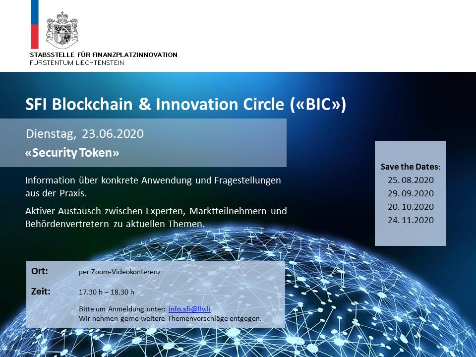 "SFI BIC ""Security Token"""
